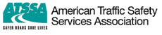 Logo of American Traffic Safety Services Association.