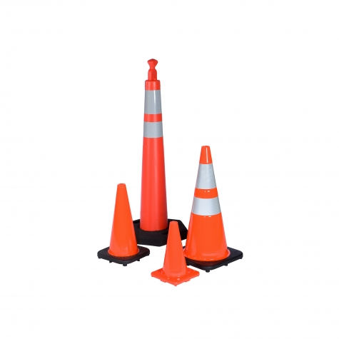 Cones–different sizes