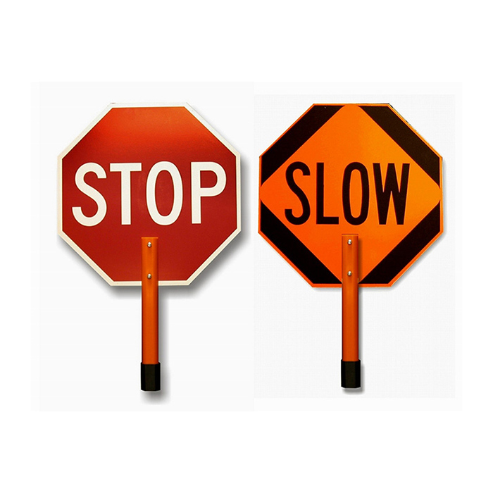 Stop Slow Paddles Flagging Roadsafe Traffic Systems Inc