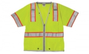 Safety Apparel – Heavy Duty Vest with Sleeve